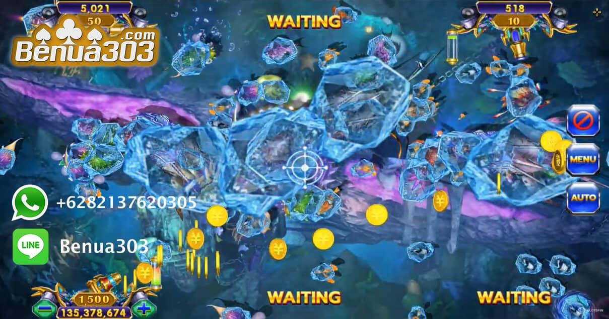 Langkah Deposit Gopay Fish Hunter Haiba