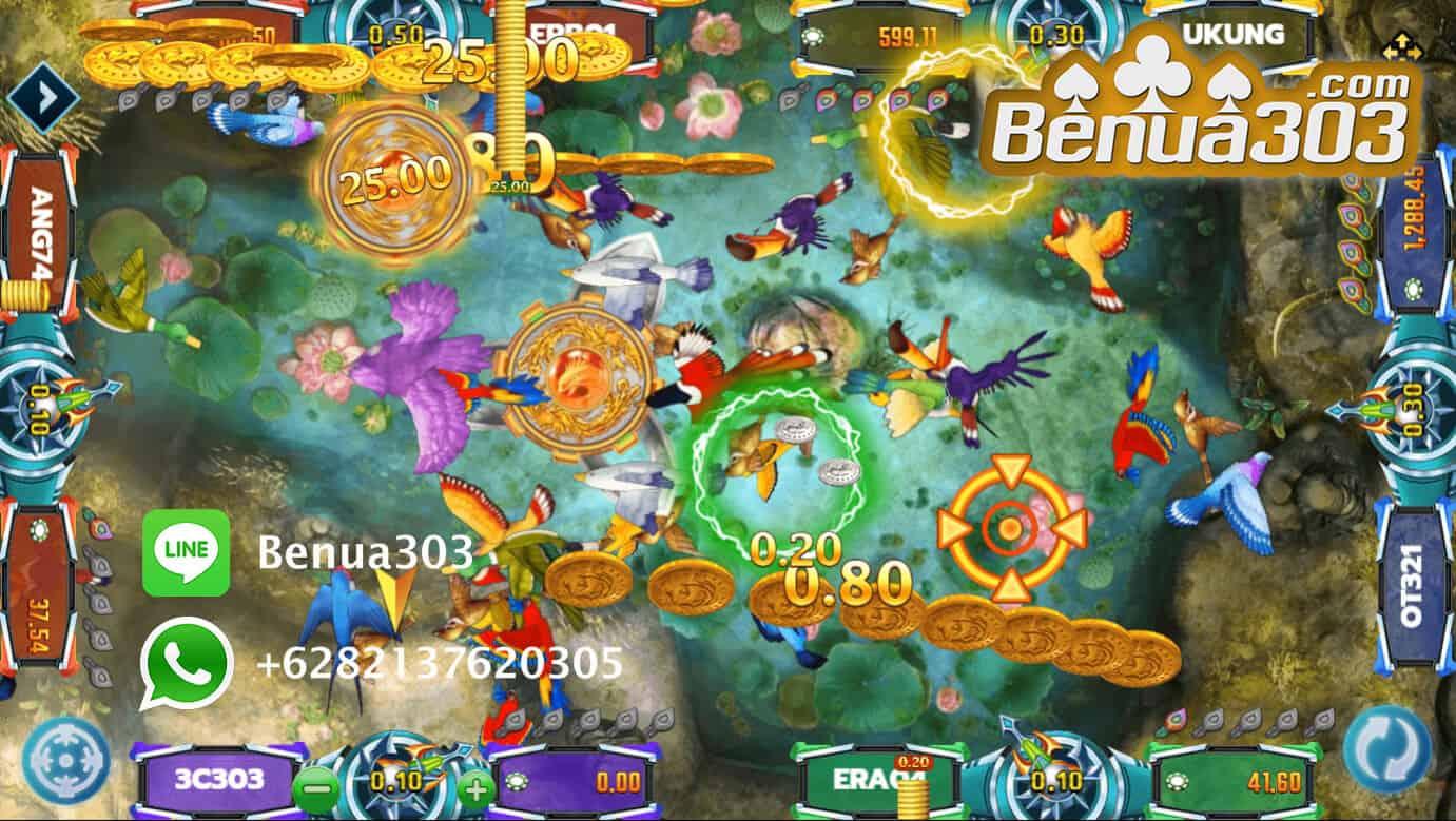Telur Emas Game Joker123 Tembak Burung